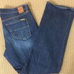 Dear John Denim Straight Leg Jeans Size 29